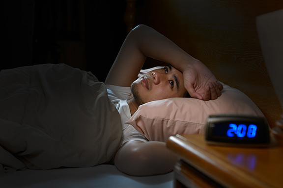 Treatment of insomnia in Sydney